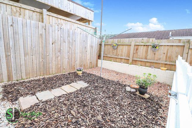 Garden of Corston Park, Livingston, West Lothian EH54