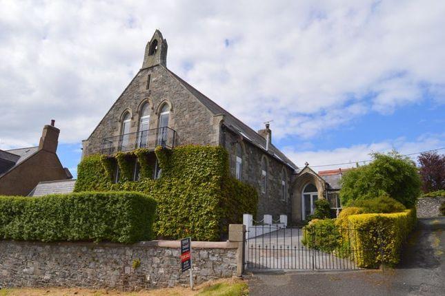Thumbnail Detached house for sale in Grantshouse, Duns, Berwickshire