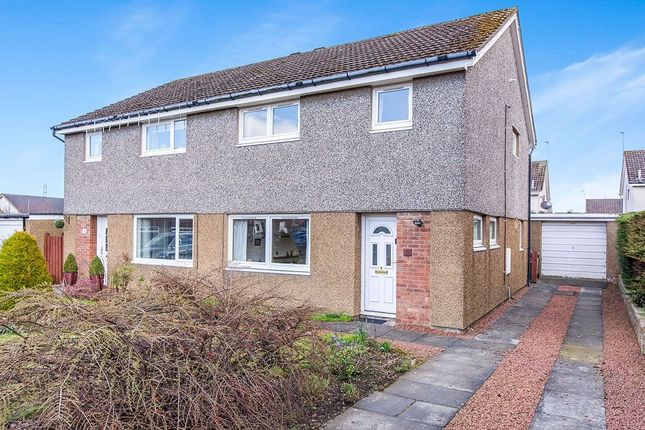 Thumbnail Semi-detached house for sale in Martin Grove, Bonnyrigg