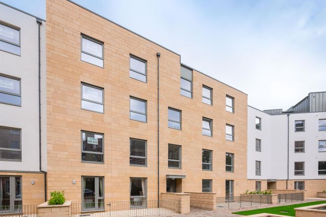 Thumbnail Flat for sale in Plot 27, Marionville Road, Edinburgh