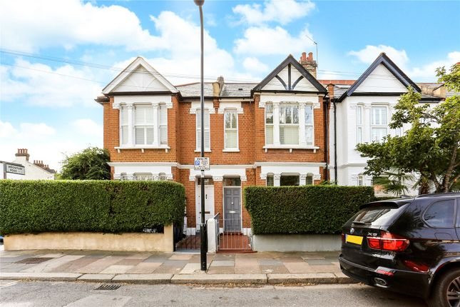 Thumbnail Flat for sale in Church Path, London