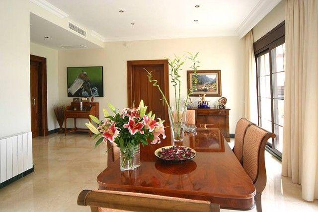 Dining Room of Spain, Málaga, Mijas, Mijas Golf