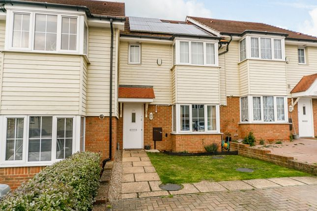 Thumbnail Terraced house for sale in St. Pauls Crescent, Faversham, Kent