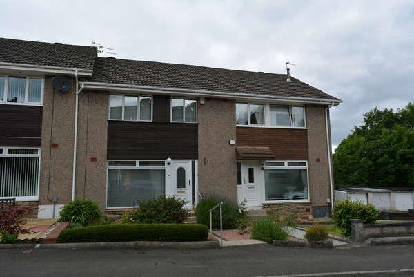 Thumbnail Terraced house for sale in 18 Millburn Avenue, Rutherglen, Glasgow