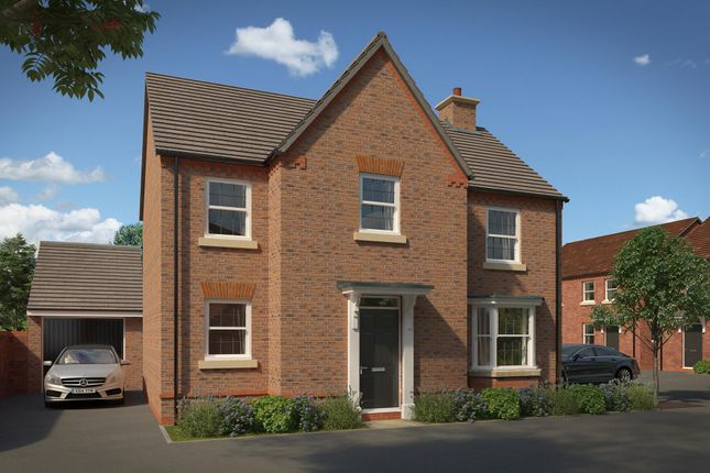 """Thumbnail Detached house for sale in """"Mitchell"""" at Fox Lane, Green Street, Kempsey, Worcester"""