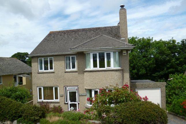 Thumbnail Detached house for sale in Toltuff Crescent, Penzance