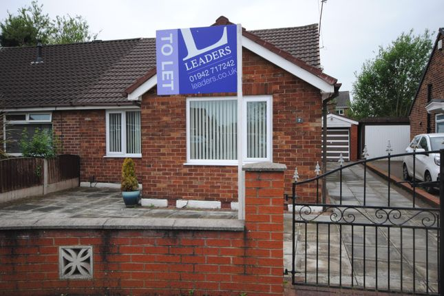 Thumbnail Bungalow to rent in Walmsley Drive, Rainford, St. Helens