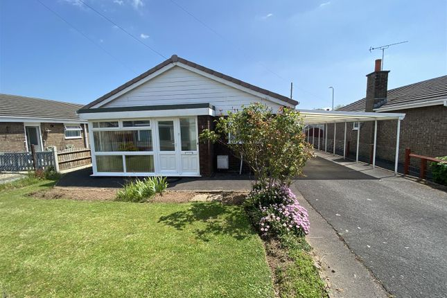 Thumbnail Detached bungalow for sale in Curlew Avenue, Caldicot
