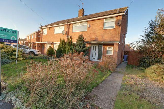 Thumbnail Semi-detached house to rent in Kirk Rise, Kirk Ella, Hull