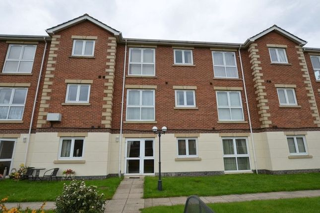 Thumbnail Flat for sale in Manor House, Harpham Close, Scunthorpe