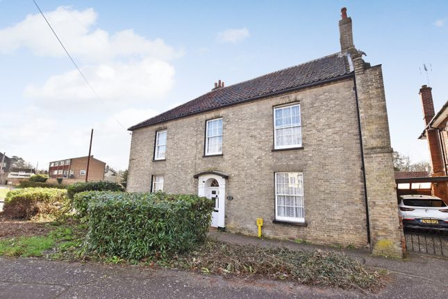 Thumbnail Detached house for sale in Raymond Street, Thetford, Norfolk