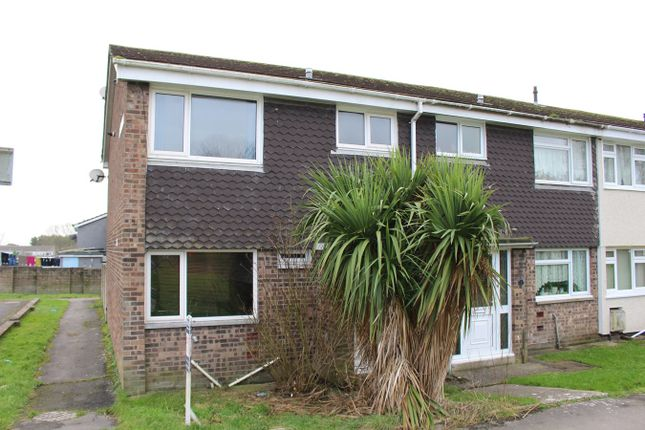 Thumbnail End terrace house for sale in Berry Court, Boverton, Llantwit Major