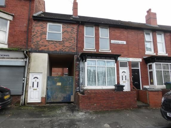 Thumbnail Terraced house for sale in Claremont Road, Smethwick, West Midlands