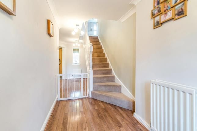 Entrance Hall of Topley Drive, High Halstow, Rochester, Kent ME3