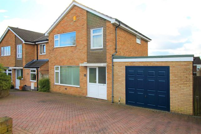 Thumbnail Detached house for sale in Milford Drive, Ilkeston