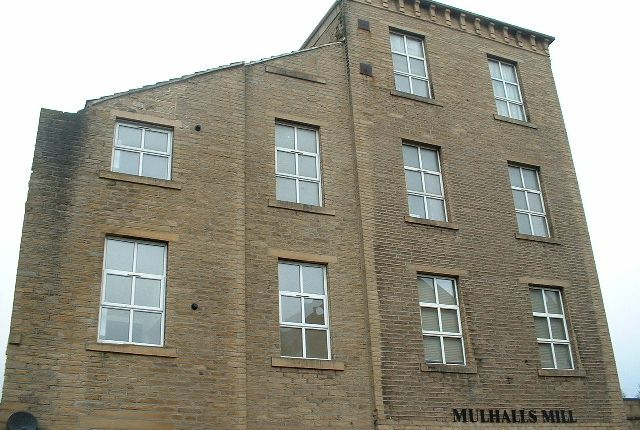 Thumbnail Flat to rent in Mulhalls Mill, Wharf Street, Sowerby Bridge