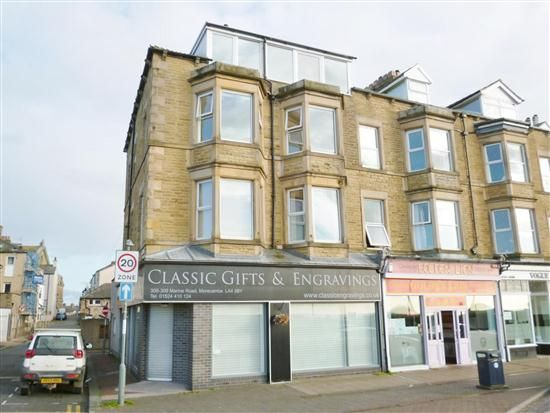 Thumbnail Flat to rent in Green Street, Morecambe