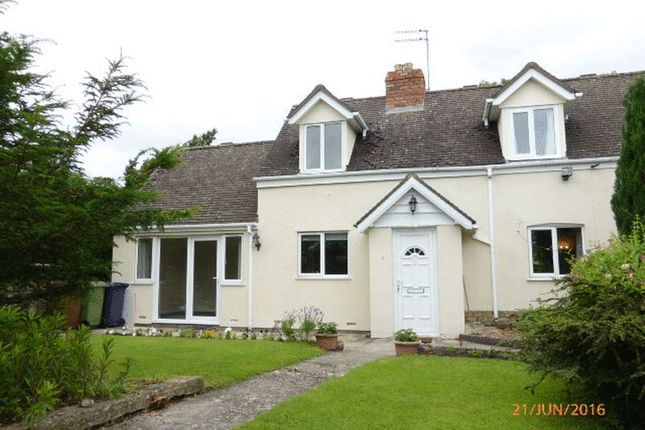 Thumbnail Detached house to rent in Church Road, Bishops Cleeve, Cheltenham