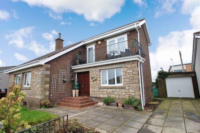Thumbnail Detached house for sale in Belstane Park, Carluke