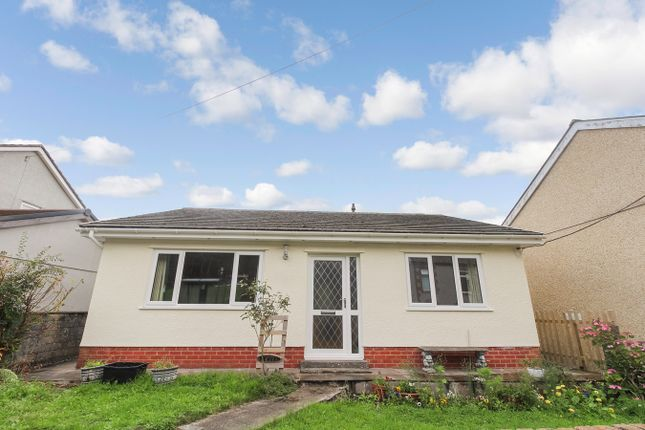 Thumbnail Bungalow for sale in Drysiog Street, Ebbw Vale