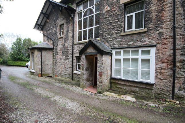 Thumbnail Flat for sale in Nant Y Glyn Road, Colwyn Bay