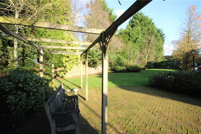 Rear Garden of London Road, Ascot, Berkshire SL5