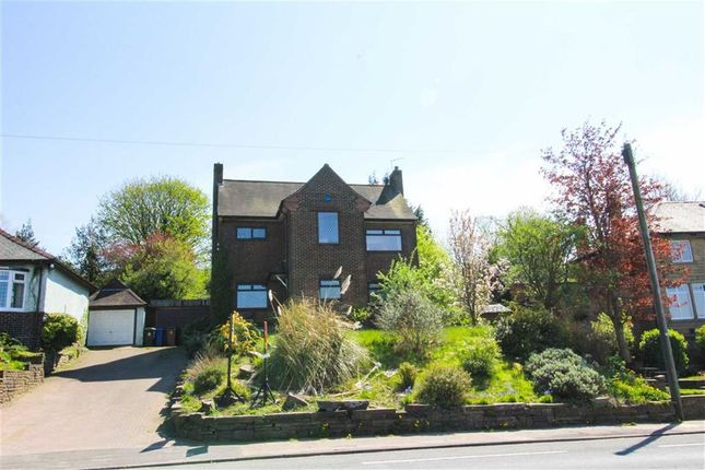 Thumbnail Detached house for sale in Bury New Road, Heywood, Lancashire