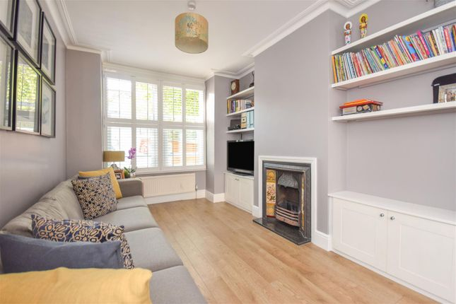Living Area of Prince Georges Avenue, London SW20