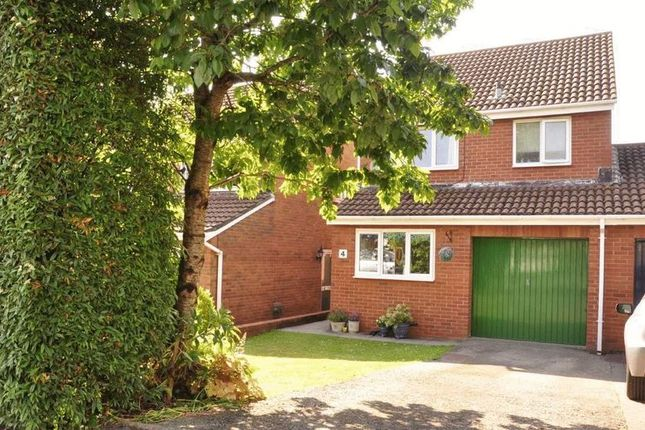 Thumbnail Detached house for sale in Church Meadow, Boverton, Llantwit Major