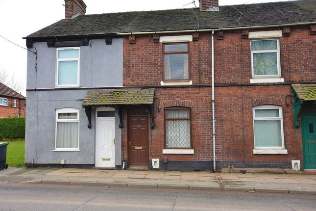 Thumbnail Terraced house to rent in Dividy Road, Bentilee, Stoke-On-Trent