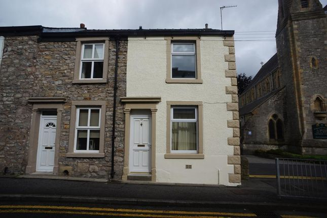 Thumbnail End terrace house to rent in Lowergate, Clitheroe
