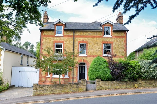 Thumbnail Detached house for sale in Thornfield Road, Bishop's Stortford