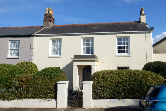 Thumbnail End terrace house for sale in Trumlands Road, Torquay