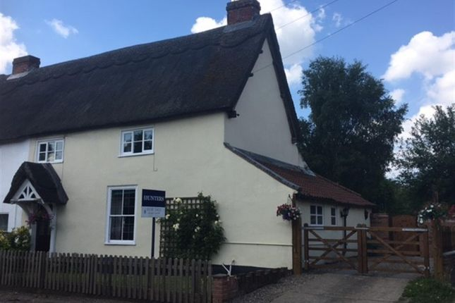Thumbnail Cottage for sale in Reedham Road, Acle, Norwich
