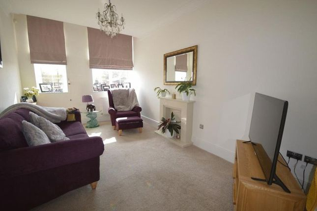 Thumbnail Flat for sale in Hartsbridge, Oakengates, Telford