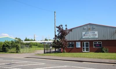 Thumbnail Land for sale in Briscombe Cleaners And Associated Land, Cardiff Road, Barry, Vale Of Glamorgan