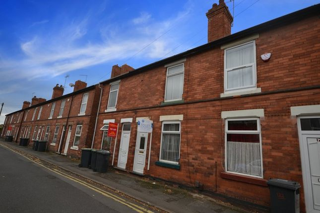 Thumbnail Terraced house to rent in Humber Road, Beeston, Nottingham