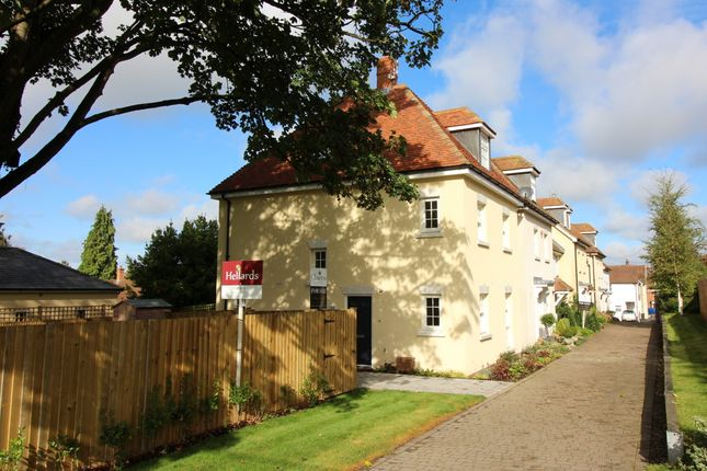 Thumbnail Detached house for sale in Burgage Mews, West Street, Alresford