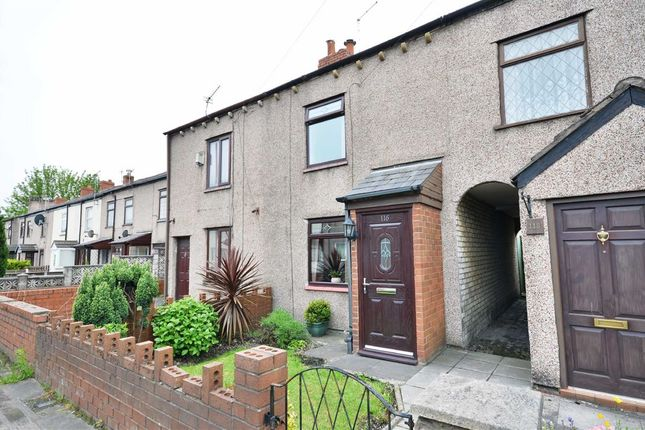 Thumbnail Terraced house for sale in Church Street, Golborne, Warrington