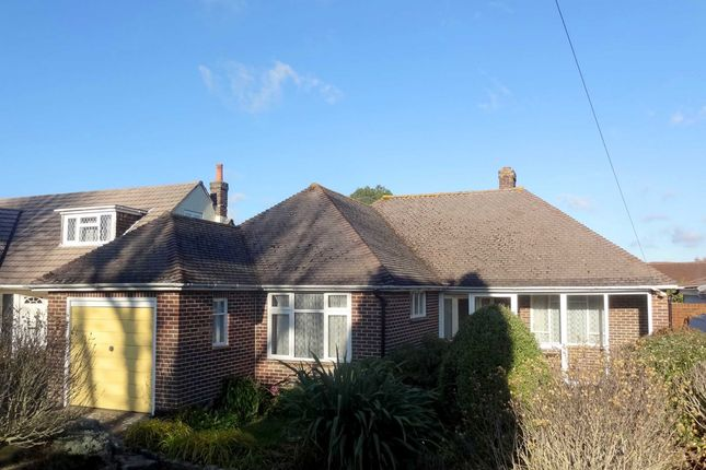 Thumbnail Detached bungalow for sale in Harewood Avenue, Boscombe, Bournemouth