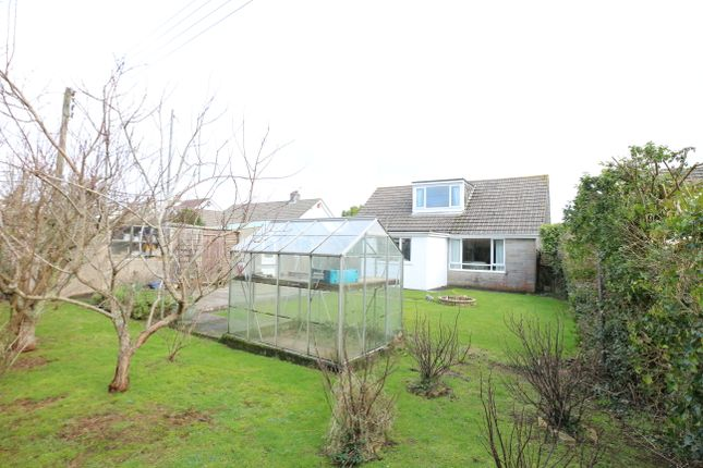 Thumbnail Detached bungalow for sale in Hugus Road, Threemilestone