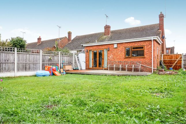 Thumbnail Semi-detached bungalow for sale in Craven Close, Rochford