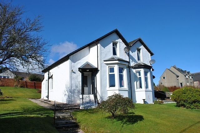 Thumbnail Semi-detached house for sale in High Road, Kames, Tighnabruaich