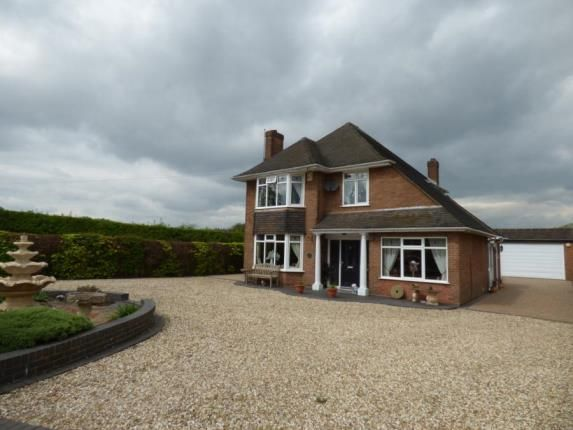 Thumbnail Detached house for sale in Dunns Lane, Dordon, Tamworth, Warwickshire
