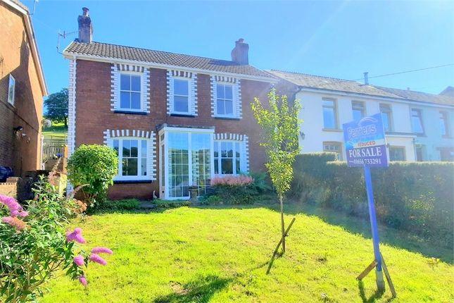 Thumbnail Detached house for sale in Llan Road, Cwmfelin, Maesteg, Mid Glamorgan