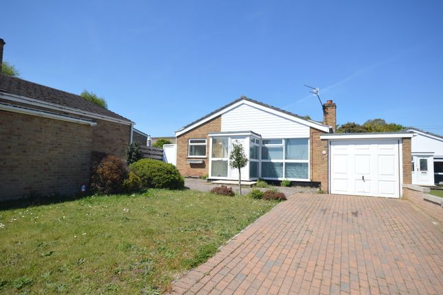Thumbnail Detached bungalow for sale in Glenda Road, New Costessey, Norwich