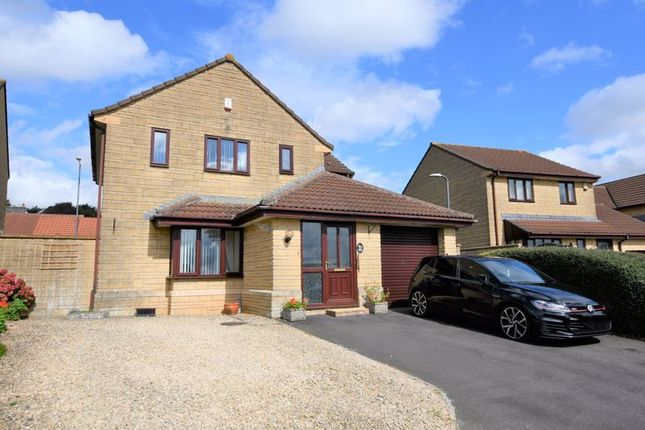 Thumbnail Detached house for sale in Sunnymead, Midsomer Norton, Radstock