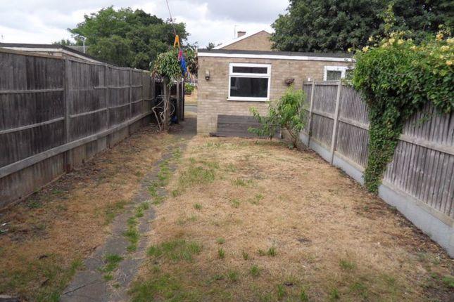 Rear Garden of Ranworth Walk, Bedford MK40