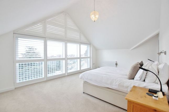Master Bedroom of The Ridge, Lower Heswall, Wirral CH60