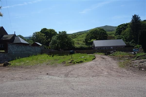 Thumbnail Land for sale in Plot, Glenramskill, Kilkerran Road, With Full Planning Permission, Campbeltown